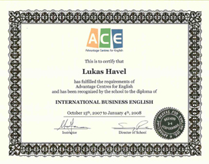 Business English Diploma